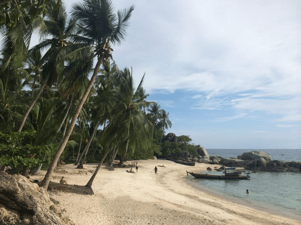 Backpacking-in-South-East-Asia-Beach