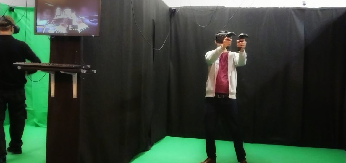 VR Gaming Arcade VR Here Virtual Reality Liverpool
