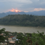 Laos-Sunset-Southeast-Asia