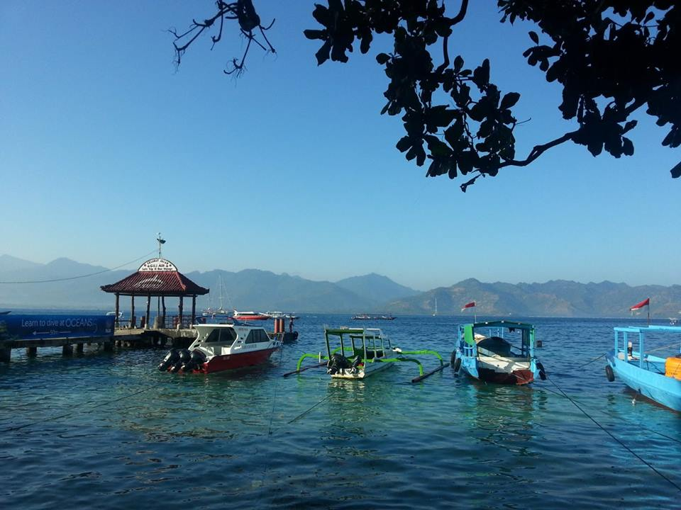 Indonesia Boats