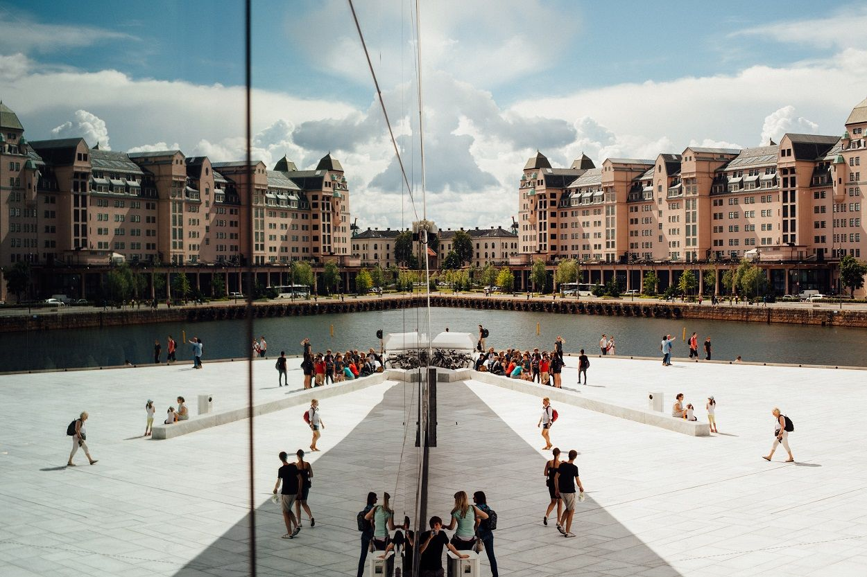 oslo norway worlds 5th most expensive city
